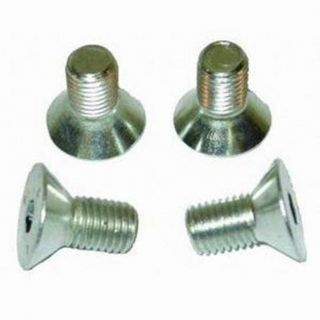 Purchase WATER PUMP BOLTS FOR ALUMINUM PULLEYS COUNTERSUNK ALLEN SOCKET HEAD 0005 motorcycle in Brooksville, Florida, United States, for US $9.98