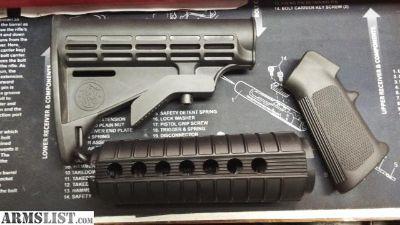 For Sale/Trade: ar15 carbine stock set