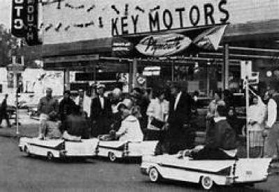 "Vintage 60's Rupp ""Monza Jr."" Go Kart Body - Rare!"