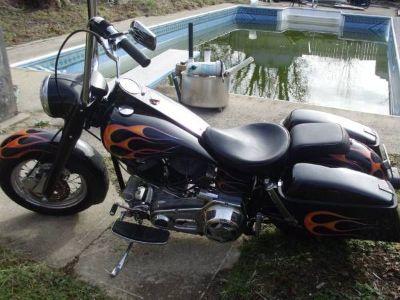 1972 Harley Davidson FLH 1200