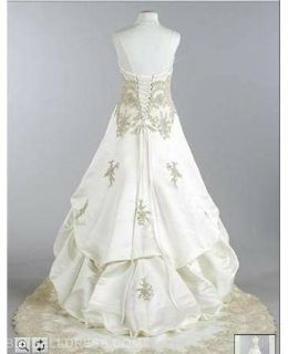 BRAND NEW Oleg Cassini wedding gown sz 78 NEVER WORN- TAGS ATTACHED