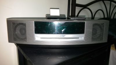 BOSE Wave System III with bluetooth