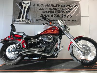 2012 Harley-Davidson Wide Glide Motor Bikes Motorcycles Waterford, MI
