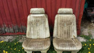 Find 69 GTO LEMANS FRONT BUCKET SEATS CORES 70 71 72 Chevelle Monte Carlo Cutlass 442 motorcycle in Jefferson, Wisconsin, United States, for US $650.00