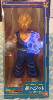 19 Gigantic Series Vegito X-plus Dragon Ball Z figure Rare big large statue 1/4 scale