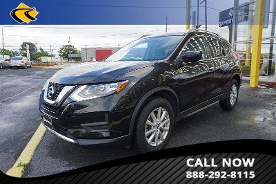 2017 Nissan Rogue (black)