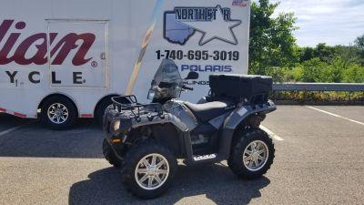 2012 Polaris Sportsman XP 850 H.O. EPS Utility ATVs Saint Clairsville, OH