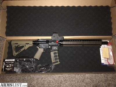 For Sale/Trade: Like new M&P 15 and extras