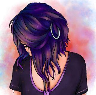 """""""Purple Personality"""""""