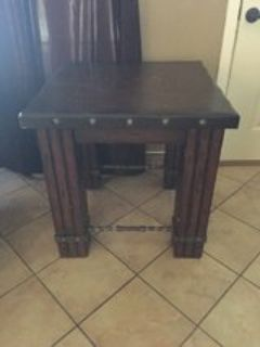 2pc living room tables