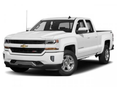 2019 Chevrolet Silverado 1500 LD Work Truck (Summit White)