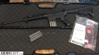For Sale: Stag AR-15 Preban W/paperwork