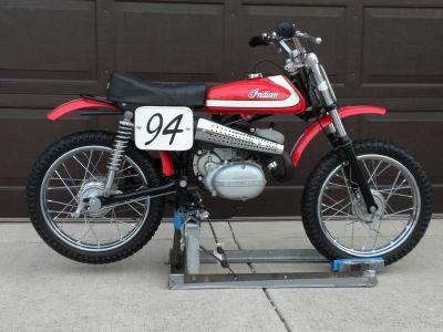 1972 Indian Motor Bike 0
