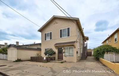Charming 3 Bedroom in Downtown Monterey