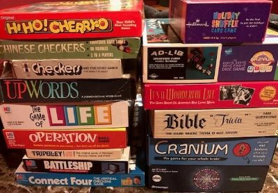 Group of games for sale or individually