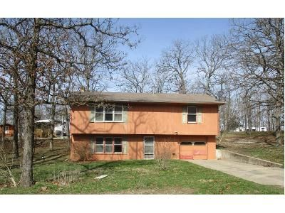 2 Bed 3 Bath Foreclosure Property in Pittsburg, MO 65724 - 77 Box 944