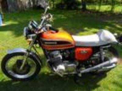 1977 Honda 750 Four K6