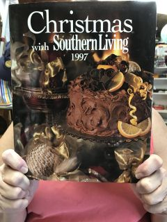 Christmas with Southern Living. 1997 Vintage