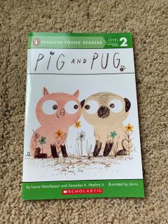 Pig and Pug book