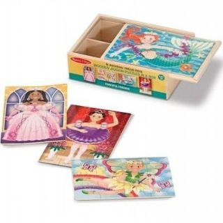 Melissa and Doug fanciful friends puzzles