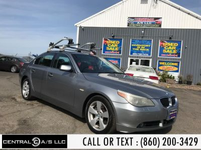 2006 BMW 5-Series 530xi (Amethyst Gray Metallic)