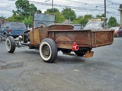 $13,395, 1927 Ford Pickup Rat Rod