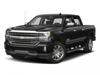 2018 Chevrolet Silverado 1500 High Country (Graphite Metallic)