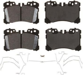 Find Bendix Brakes Brake Pads CQ Ceramic Front Lexus Set D1282 motorcycle in Tallmadge, Ohio, US, for US $43.92