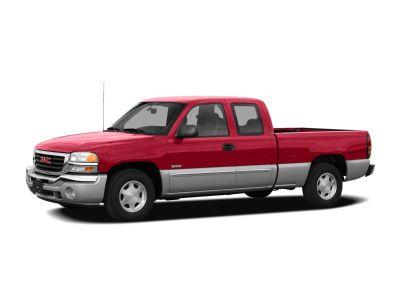 2007 GMC RSX Work Truck (Red)