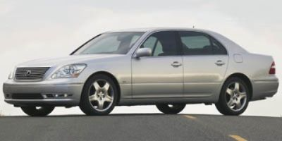 2005 Lexus LS 430 Base (Maroon)