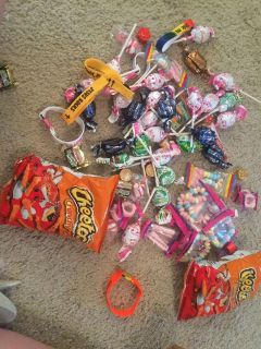 Candy lot