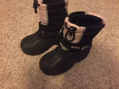 Size 11 totes boots