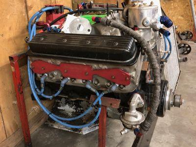 GM Open Crate Motor