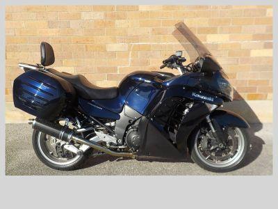 2010 Kawasaki Concours 14 Sport Touring Motorcycles San Antonio, TX