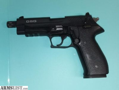 For Sale/Trade: GSG Firefly 22lr