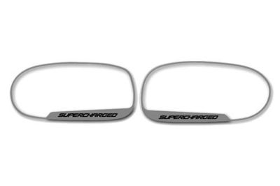 Purchase ACC 042122 - 06-13 Chevy Corvette Left Right Mirror Trim 2 Pcs motorcycle in Hudson, Florida, US, for US $82.74