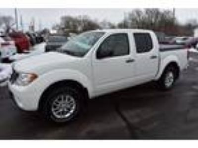 Used 2015 NISSAN Frontier SV 4X4 in Mt. Sterling, OH