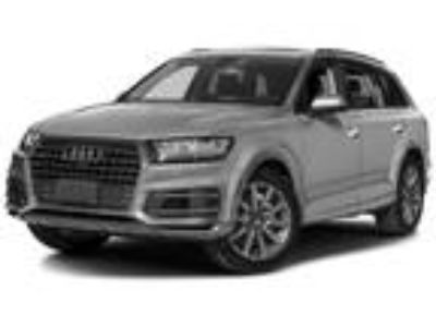 used 2017 Audi Q7 for sale.