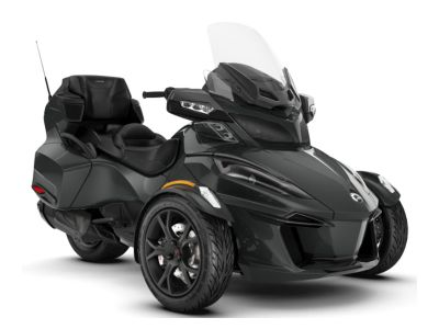 2019 Can-Am Spyder RT Limited 3 Wheel Motorcycle Castaic, CA