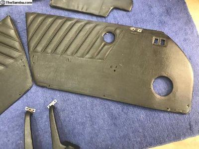 Porsche 911 SC interior parts