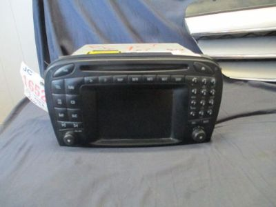 Purchase Mercedes-Benz SL-Class Genuine OEM Navigation Command Head Unit A2308202889 motorcycle in Whittier, California, United States, for US $380.00