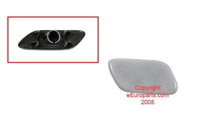 Sell NEW Genuine SAAB Headlight Washer Cover - Passenger Side 5409412 motorcycle in Windsor, Connecticut, US, for US $15.29