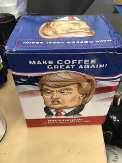 Make Coffee Great Again Coffee Mug - New In Box