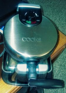 Waffle maker and Grittle top