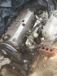Sell Honda 2000 VTEC Engine motorcycle in Chicago, Illinois, United States, for US $350.00