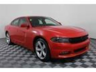 2017 Dodge Charger Red, 32K miles