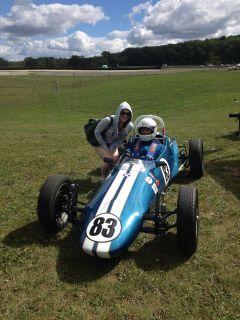 1967 Aerodynamics Formula Vee