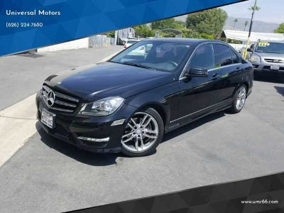 Used 2014 Mercedes-Benz C-Class for sale