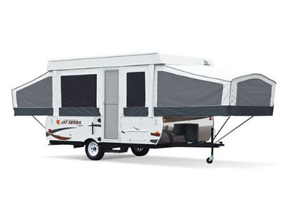 2012 JAYCO POP UP CAMPER, 10' BOX, ...