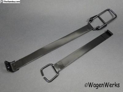 Bug Battery Hold Down Strap - 1955 to 1964